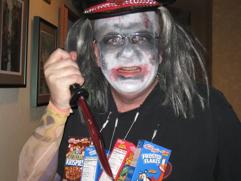 10 costumes that you should avoid on halloween smosh old cereal killer source ccuart Choice Image